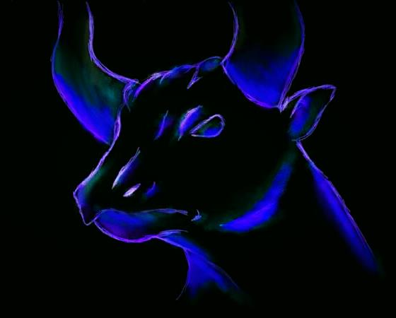 Taurus the Sturdy Bull - The Oracle's Library