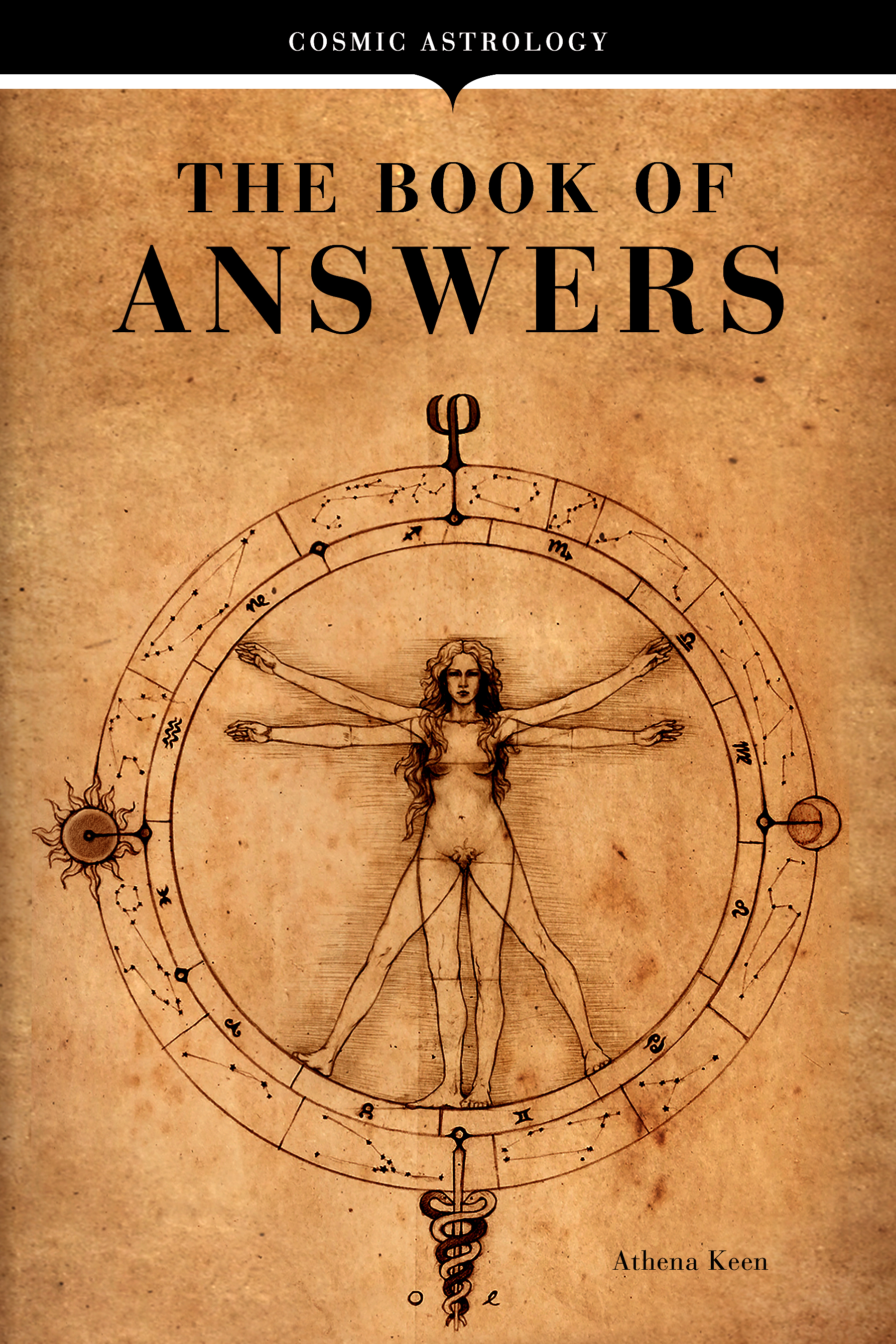 Cosmic Astrology: The Book of Answers